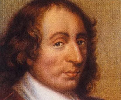 Blaise Pascal. A szeretet bölcsessége